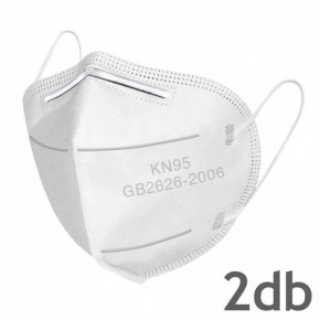 FFP2 face mask - 2pcs
