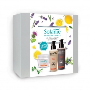 Solanie Clean & Fresh Skin cleansing set