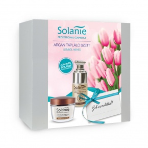 Solanie Argan stem cell set - With lots of love