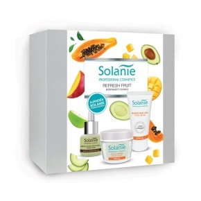 Solanie Refresh Fruit Skin Refreshing set