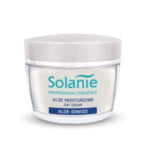 Solanie Aloe moisturizing day cream 50ml