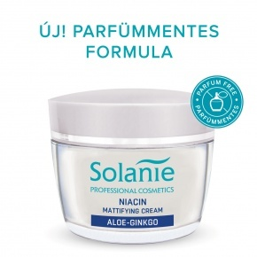 Solanie Niacin mattifying cream 50ml
