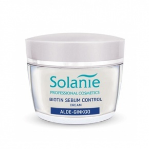 Solanie Biotin sebum control cream 50ml