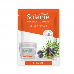 Solanie Sample for Velvet cream 3ml